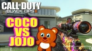 Gota & JoJo - Le 1 vs 1 au snipe dodu sur Black Ops 2