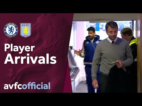 Chelsea and Villa