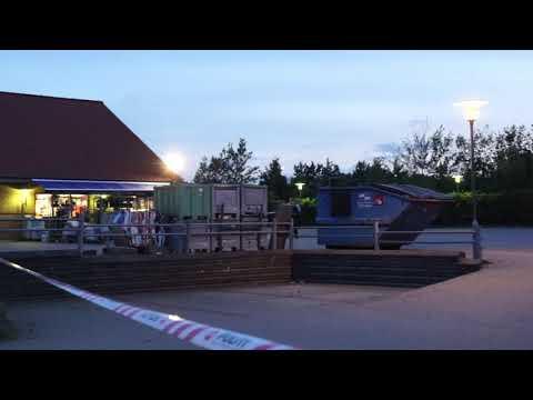 Væbnet røveri mod Rema 1000 på Tårnborgvej i Korsør