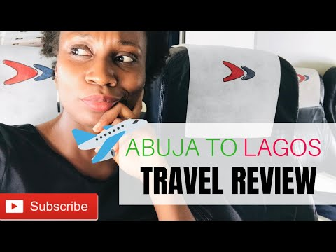 LAGOS TO ABUJA FLIGHT On DANA AIR NIGERIA | Is It WORTH IT? | Sassy Funke