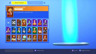 Trading fortnite account (read comments)