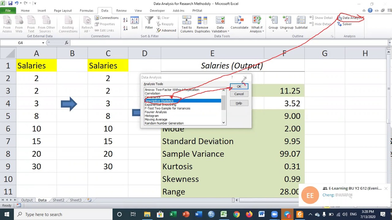 what is data series in excel