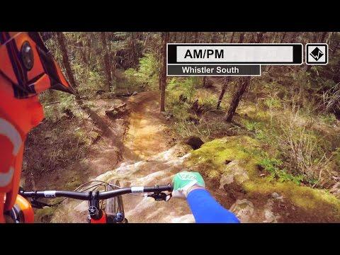 Whistler Downhill MTB - AM/PM - Ultra HD POV