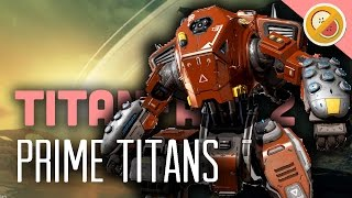 PRIME TITANS MEAN BUSINESS!  - Titanfall 2 Multiplayer Gameplay
