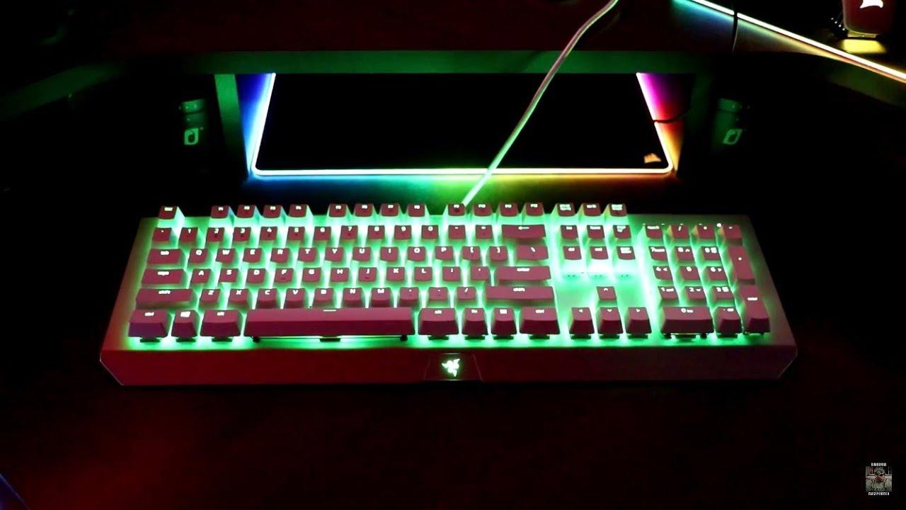 1f2c843337a Razer BlackWidow X Chroma Mercury Edition - RGB Mechanical Gaming Keyboard