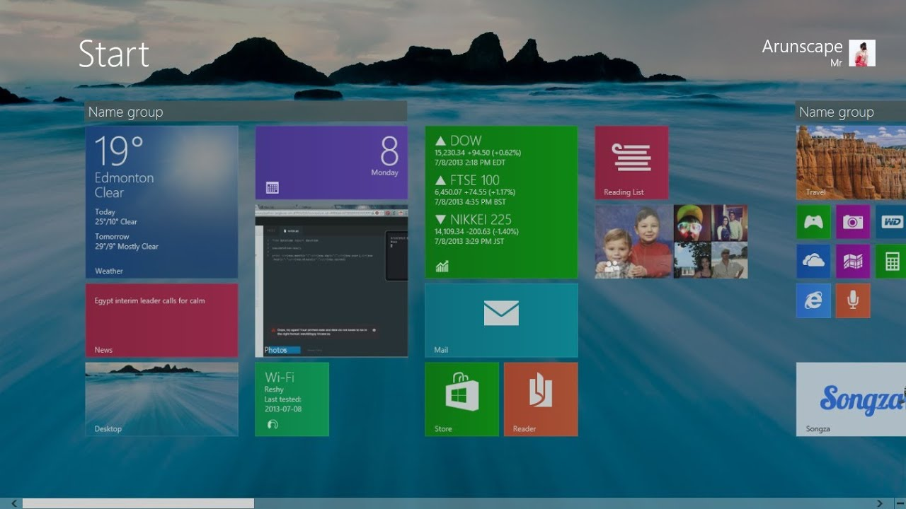 Windows 8 1 Preview Install Tutorial And Review
