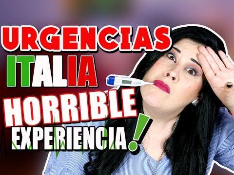 URGENCIAS en ITALIA: Vete a tu casa y vuelve mañana! | STORY TIME 😂