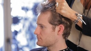 How to Hide Thinning Hair | Men