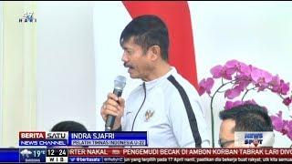 Indra Sjafri: 2013 Juga Pernah Juara AFF U-19, Namun Tidak Diundang ke Istana