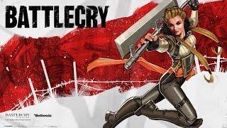 Battlecry premire - frist Gameplay cinematic Trailer HD | Bethesda