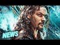 Aquaman Trailer Debuts At CineEurope