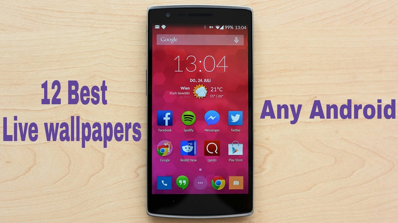 12 best live wallpapers for any android 2014