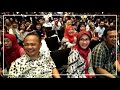 Cak Lontong Bikin Ngakak Erick Thohir & Pendukung #Jokowi Di #JumatJempol