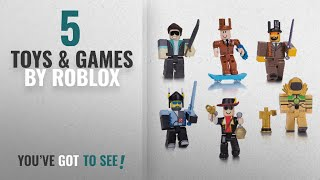 Top 10 Roblox Toys & Games [2018]: ROBLOX Legends (6 Pack) Actionfiguren