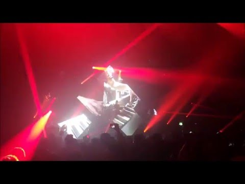 Kygo live Raging at Cloud Nine Tour in Zurich Full HD