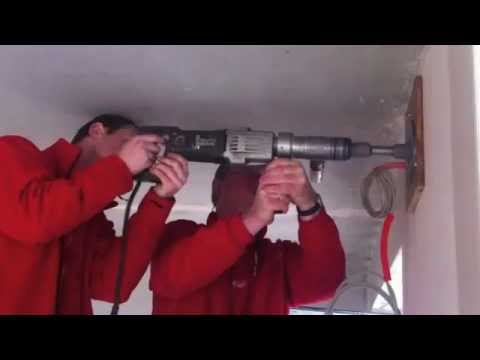 Kuchen Granitza Kernbohrung Dunstabzug Youtube