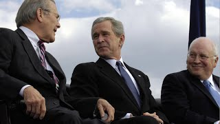 Should Bush, Cheney, Rumsfeld & CIA Officials Be Tried for Torture? War Crimes Case Filed in Germany