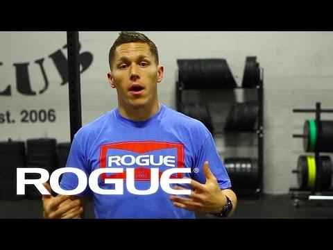 Matt Chan and the Rogue Pull-Up Bar options