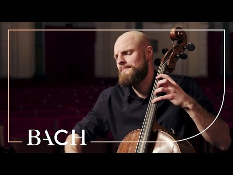 Bach - Cello Suite No. 2 in D minor BWV 1008 - Pincombe | Netherlands Bach Society