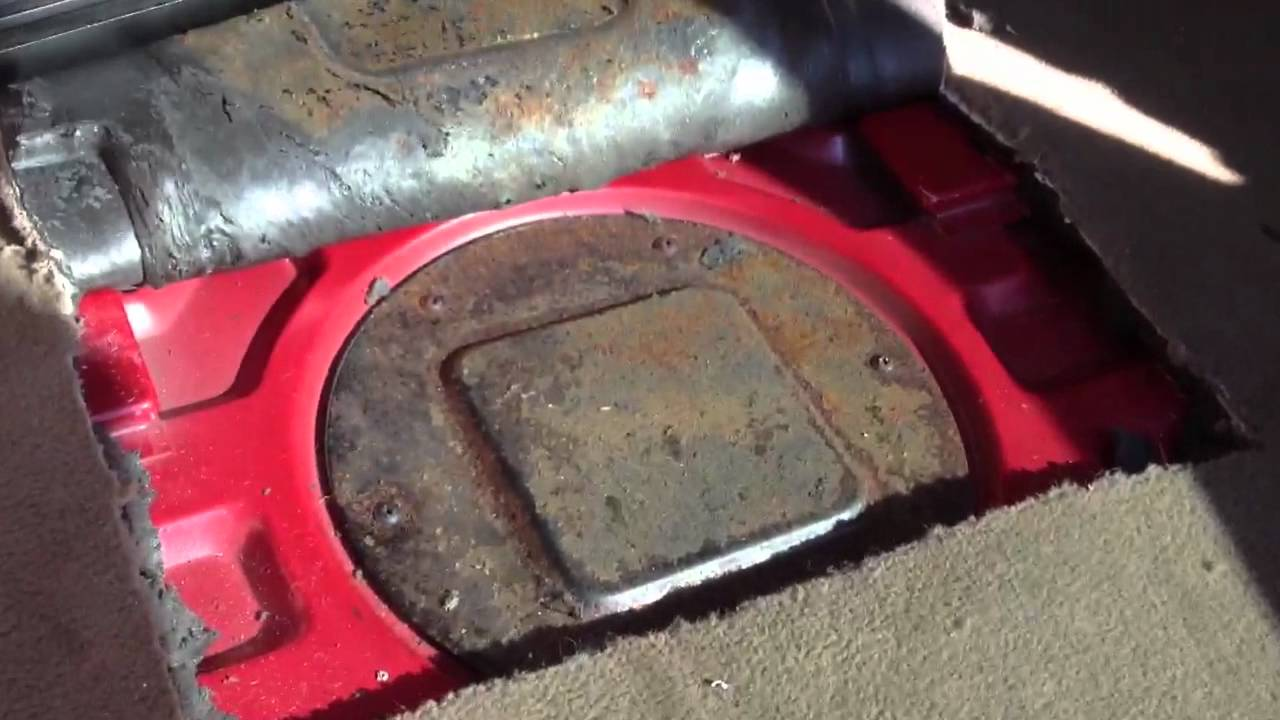 Land Rover Discovery 2 Fuel Pump Replace Youtube