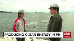 Producing clean energy in Philippines