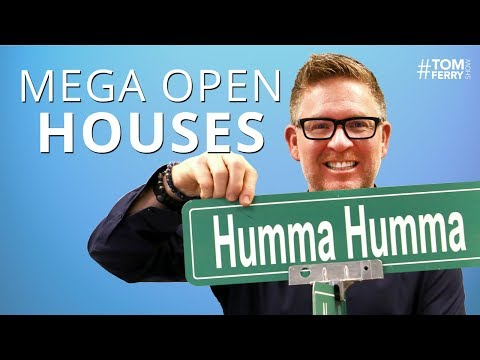 13 Ways to Attract Sellers and Listings with Mega Open Houses | #TomFerryShow