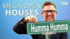 13 Ways to Attract Sellers and Listings with Mega Open Houses   #TomFerryShow