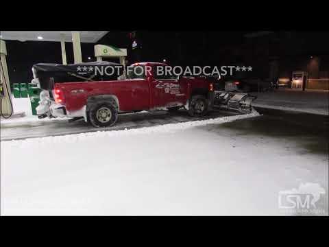 02-09-2018 Major Winter Storm in Dubuque, Iowa