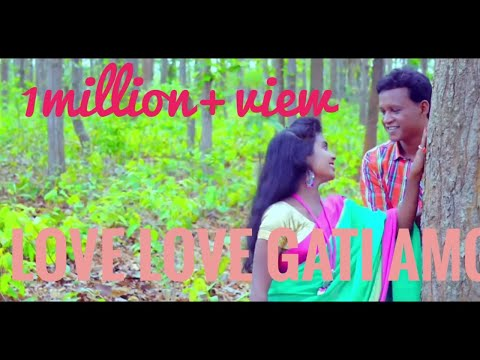 LOVE LOVE GATI// NEW SANTHALI VIDEO  SONG 2019//PANKAJ MURMU & SWAPNA SOREN//STEPHAN TUDU
