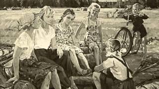 "Далёко, далёко за морем из к/ма  ""Золотой ключик"" 1939 г"