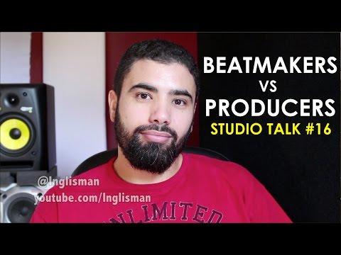 BEATMAKERS VS PRODUCERS - Studio Talk #16