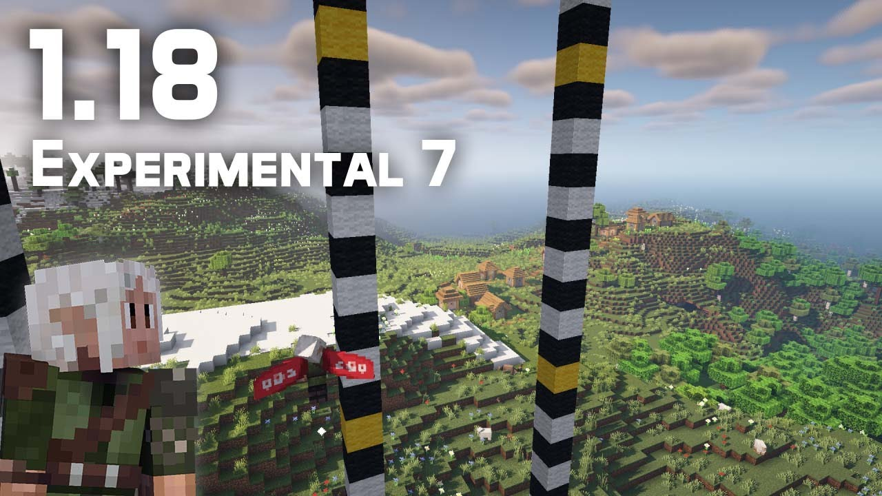 What's New in Minecraft 1.18 Experimental Snapshot 7? Elytra Nerf? Elytra Buff?