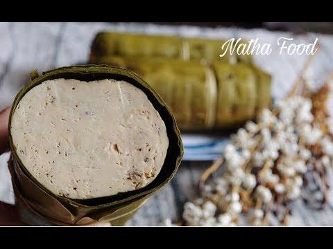 Chả lụa chay, hướng dẫn chi tiết cách làm ngon nhất || Natha Food