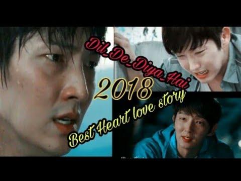 dil-de-diya-hai-jaan-tumhein-denge-heart-touching-love-story-latest-hindei-sad-song-mix-video-korean