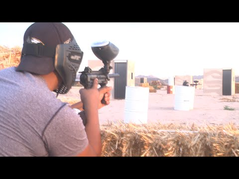 an introduction to paintball Jungle zone paintball paintball facility business plan executive summary jungle zone paintball will open an indoor/outdoor paintball gaming facility and will sell and rent equipment and.