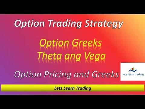 Positive vega options trades