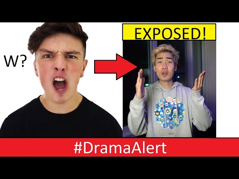 Morgz EXPOSED Ricegum! #DramaAlert They COPYSTRIKED all MINECRAFT Videos! PewDiePie