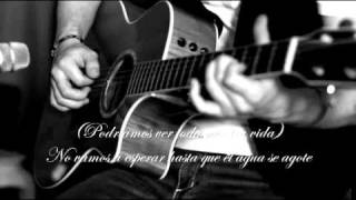Boyz II Men - Water Runs Dry (Boyce Avenue acoustic cover)   Traducida al Español