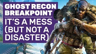 Ghost Recon Breakpoint Is A Mess (But Not A Total Disaster) | Ghost Recon Breakpoint Review