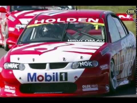 2002 V8 Supercars | Round 6 | Barbagallo Raceway | Western Australia