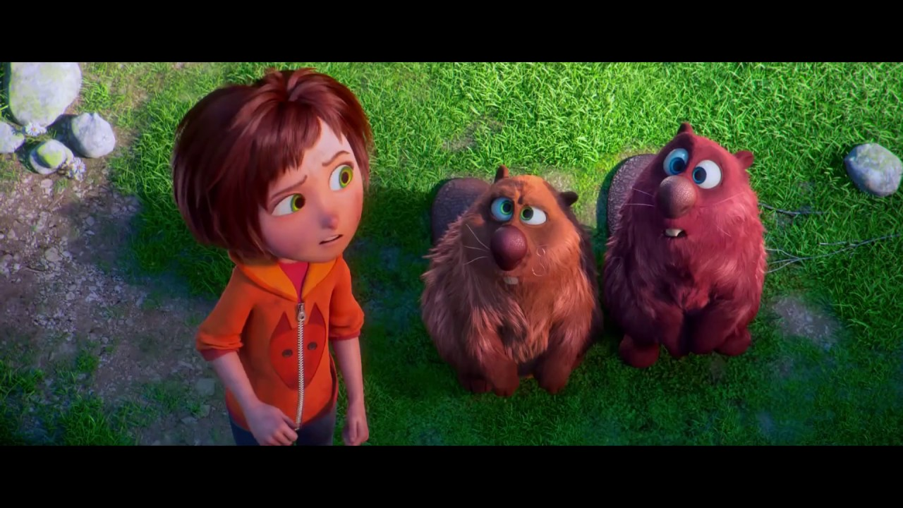WONDER PARK 2018 Official Trailer Released | Upcoming CG animated movie