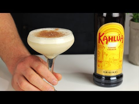 CHOCOLATE WHITE RUSSIAN Better than a White Russian Cocktail? ��