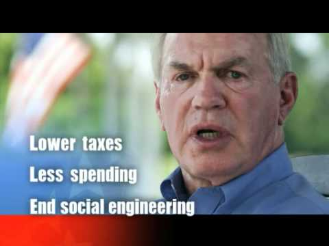 2010 Senate Commercial Alan Hays, Republican Flori...