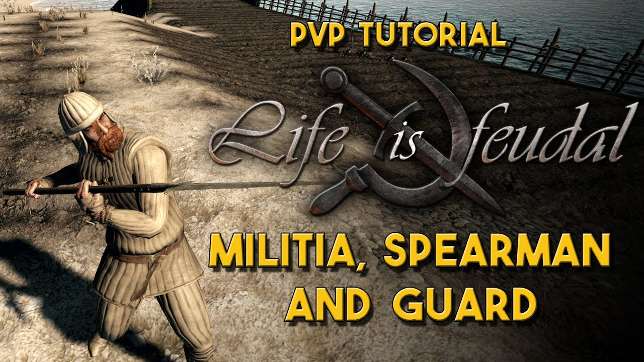 Militia weapons life is feudal ролевая игра хогвартс вильгельмина грабли-дёрг