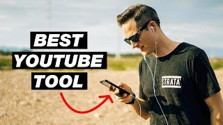 🔴 Best YouTube Tool for Getting More Views — VidIQ Tutorial