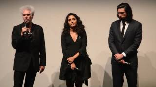 TIFF 2016 Paterson Intro and Q&A
