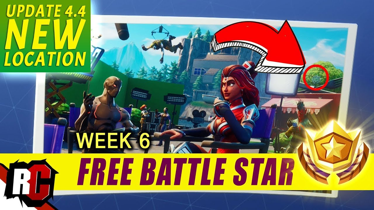 week6 All battle pass challenges for week 6  all data sourced from game assets data pulled on september 27th, 2018 from fortnite v600.