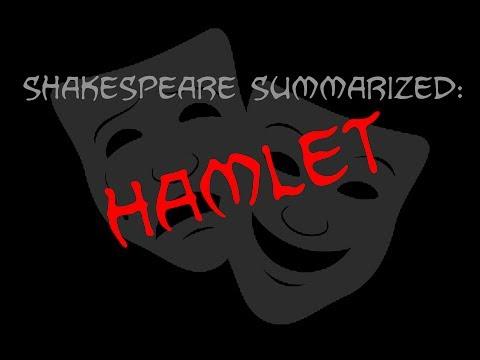 Shakespeare Summarized: Hamlet
