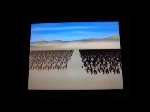 Lets Watch Joshua and the Promised Land Part 1:CGI Crap