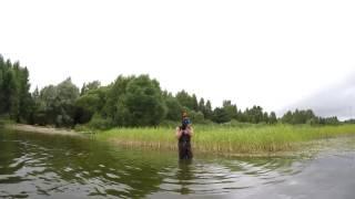 видео Дом рыбака на плещеевом озере